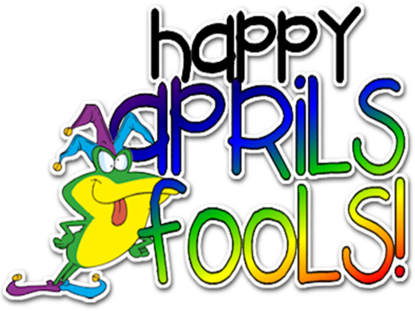 Transparent April Fools Day Text Line Area Clipart for Holidays