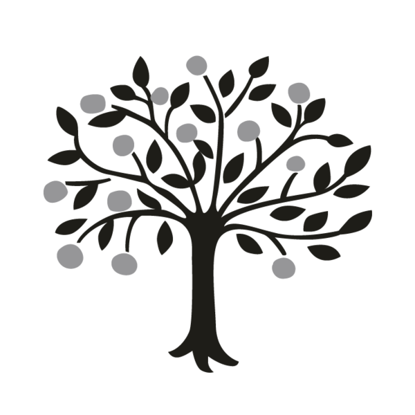 Free Leaf Black And White Tree Leaf Clipart Clipart Transparent Background