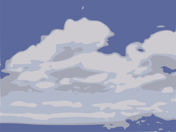Transparent Cloud Sky Cloud Daytime Clipart for Weather