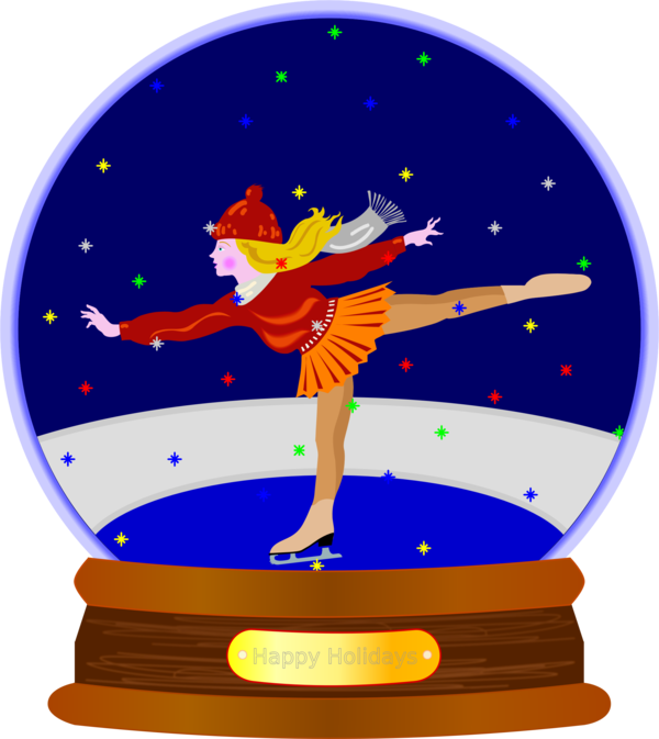Transparent Snow Trophy Recreation Clipart for Weather