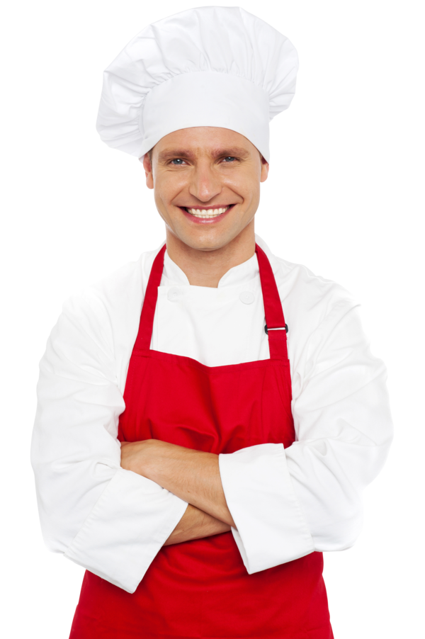 Transparent Restaurant Cook Chief Cook Chef Clipart for Buildings