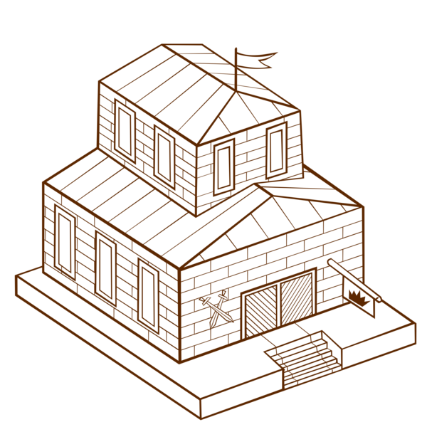 Free House Home Structure Architecture Clipart Clipart Transparent Background