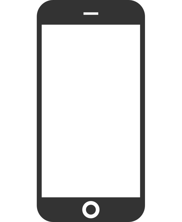 Transparent Store Mobile Phone Communication Device Telephony Clipart for Buildings