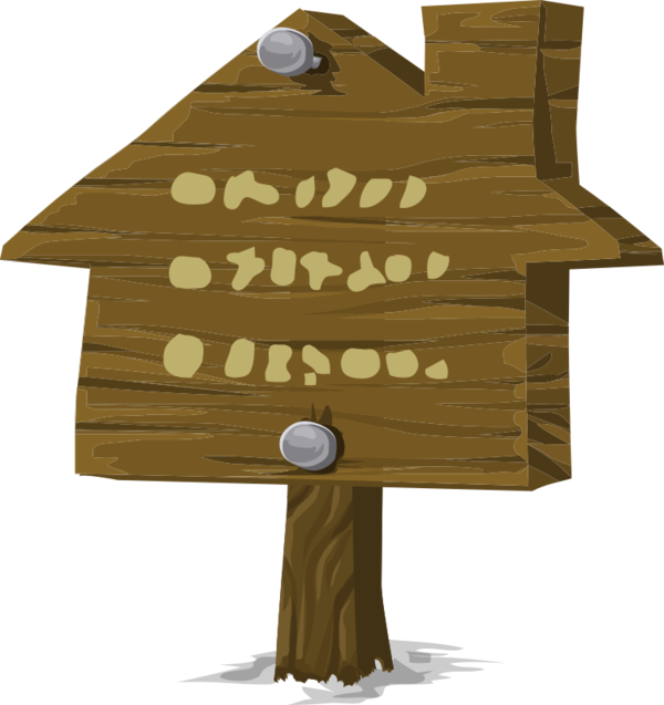 Transparent Sales Wood Tree Birdhouse Clipart for Business