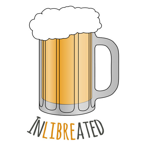 Transparent Beer Text Drinkware Cup Clipart for Drink