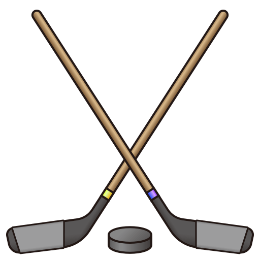 Transparent Hockey Line Material Angle Clipart for Sports