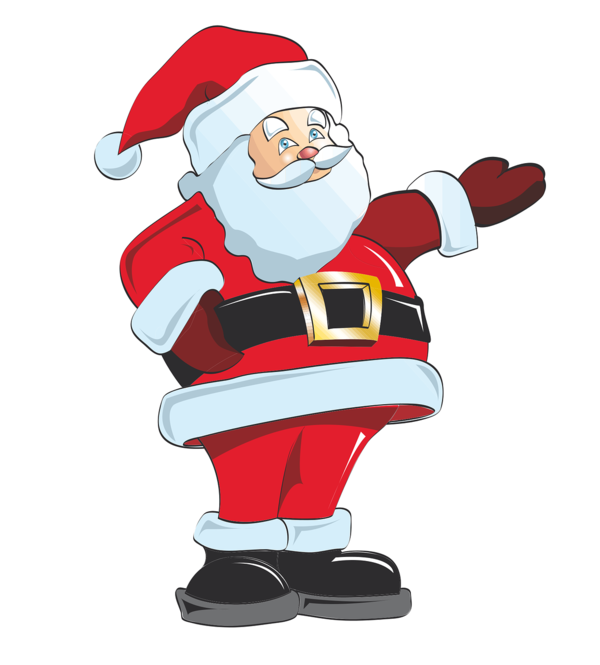 Transparent Father Santa Claus Christmas Christmas Ornament Clipart for People