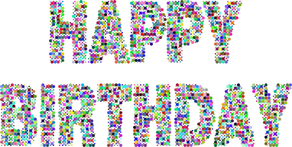 Transparent Happy Text Line Symmetry Clipart for Moods