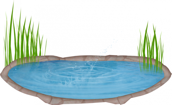 Transparent Water Water Water Resources Grass Clipart for Nature