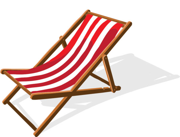 Transparent Swimming Furniture Chair Line Clipart for Sports