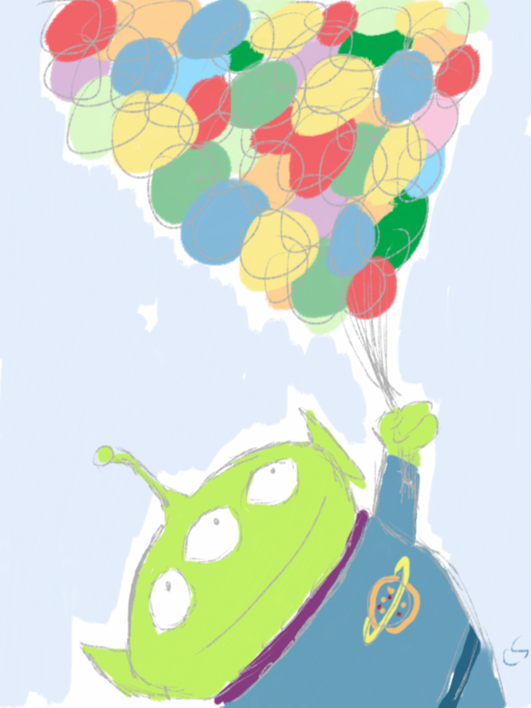Transparent Child Flower Balloon Petal Clipart for People