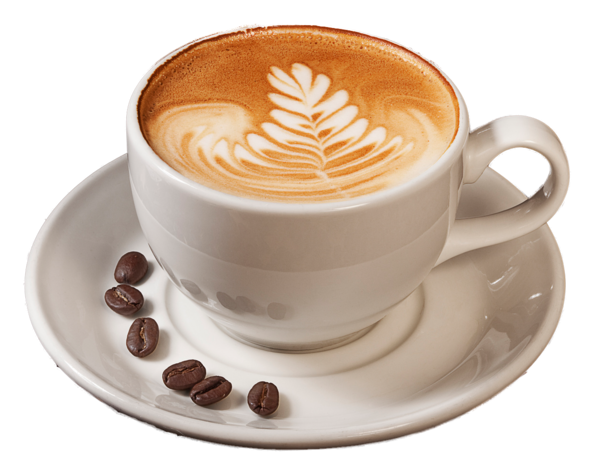 Transparent Coffee Cappuccino Coffee Cup Clipart for Drink
