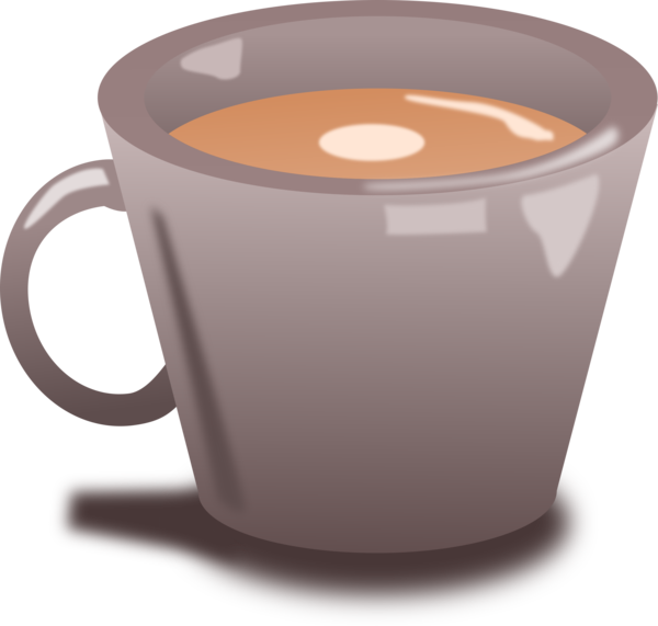 Transparent Milk Mug Cup Coffee Cup Clipart for Drink