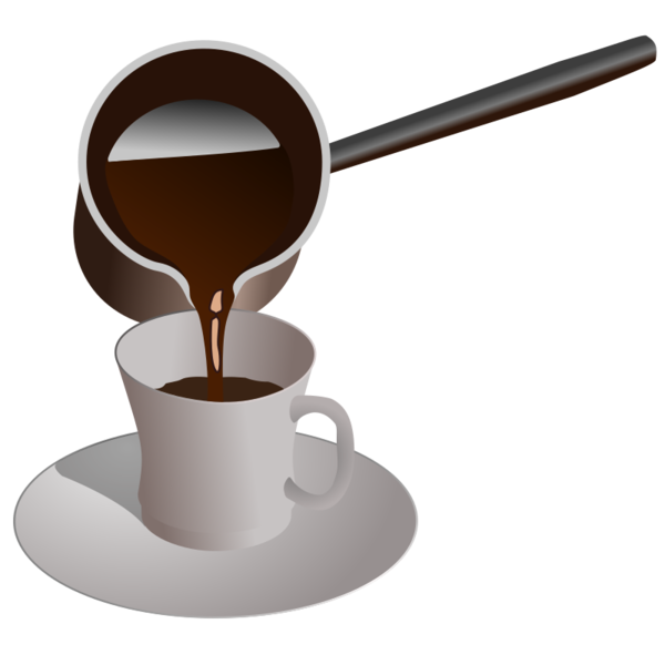 Transparent Coffee Cup Tableware Coffee Clipart for Drink