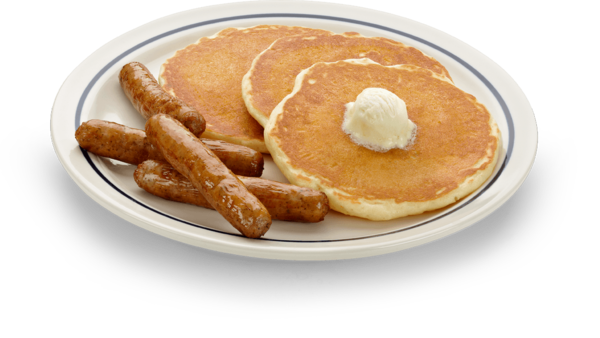 Transparent Breakfast Dish Pancake Meal Clipart for Food
