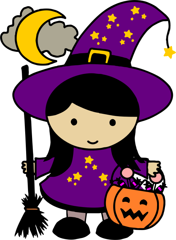 Transparent Halloween Violet Headgear Happiness Clipart for Holidays