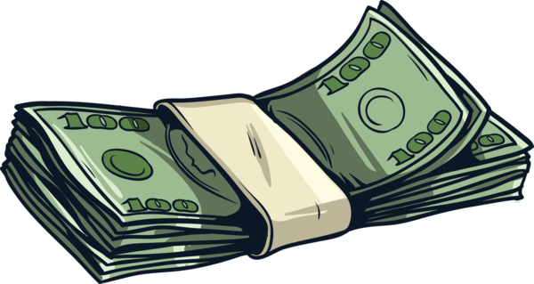 Free Money Cash Money Currency Clipart Clipart Transparent Background