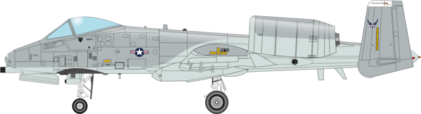 Transparent Fighting Propeller Aircraft Airplane Clipart for Military
