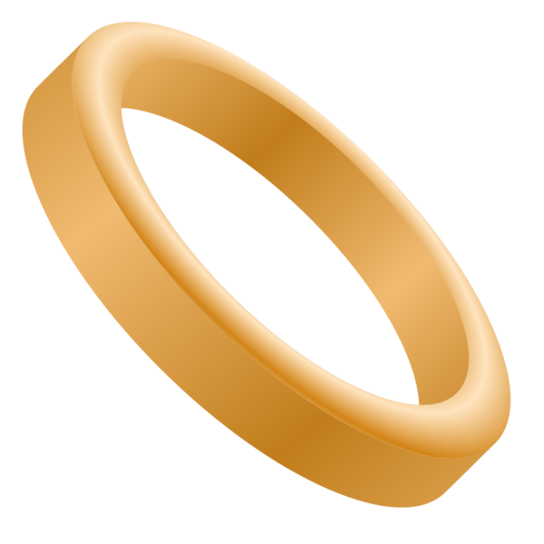 Transparent Wedding Ring Bangle Wedding Ring Clipart for Occasions