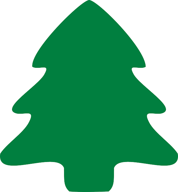 Free Christmas Leaf Tree Woody Plant Clipart Clipart Transparent Background