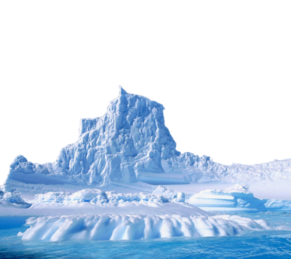 Free Water Water Iceberg Arctic Ocean Clipart Clipart Transparent Background