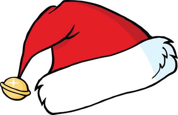 Transparent Christmas Nose Smile Mouth Clipart for Holidays