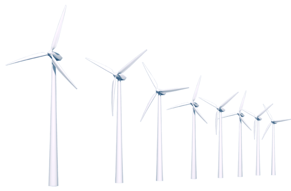 Transparent Wind Wind Turbine Wind Energy Clipart for Weather