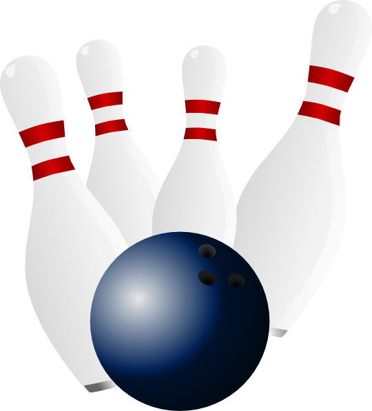 Transparent Bowling Bowling Pin Bowling Equipment Bowling Ball Clipart for Sports