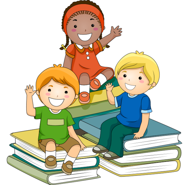 Transparent Book Child Male Boy Clipart for Activities