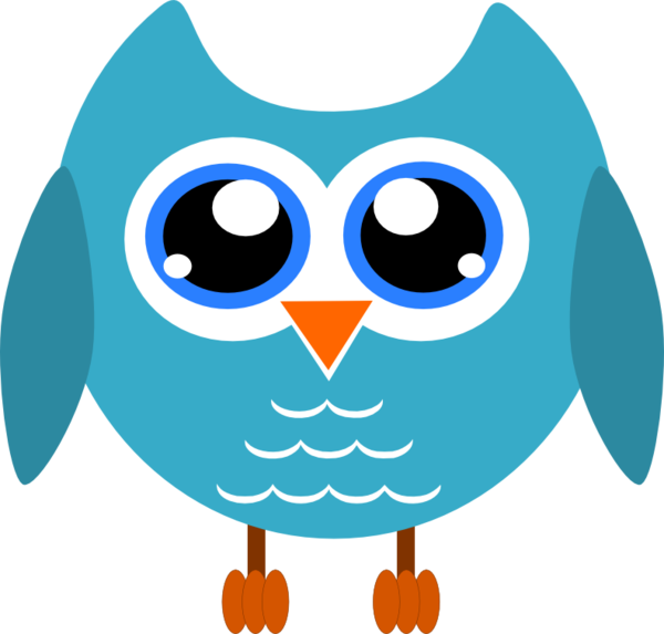 Transparent Bird Owl Bird Bird Of Prey Clipart for Animals