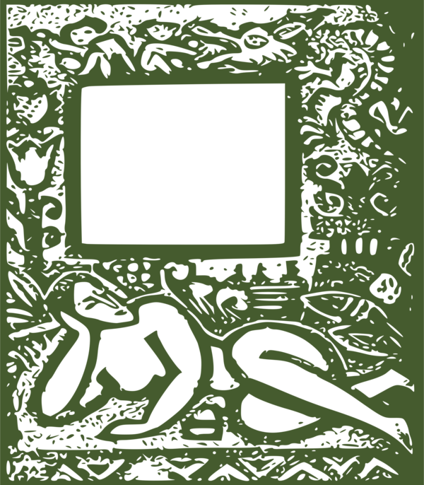 Transparent Grass Flora Text Black And White Clipart for Nature