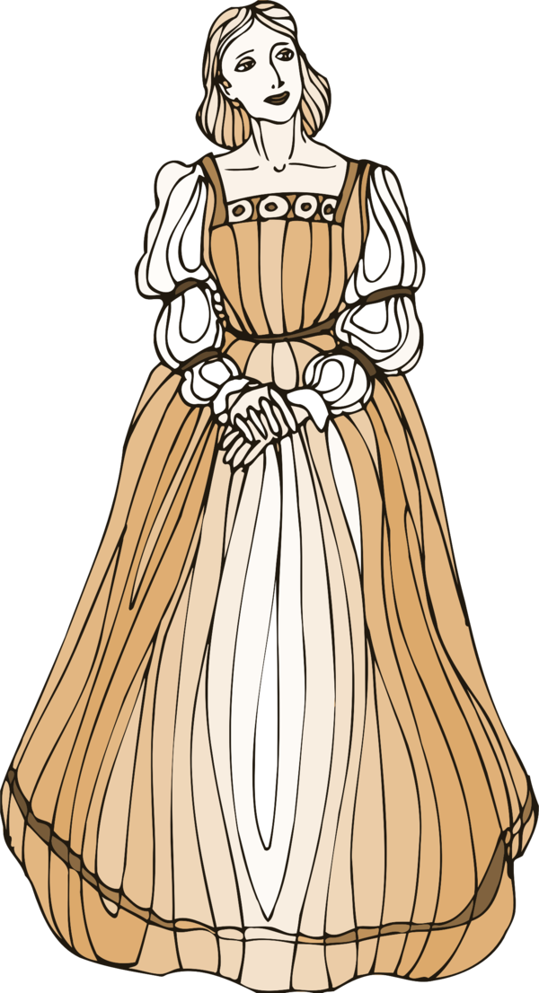 Transparent Dress Clothing Woman Dress Clipart for Clothing