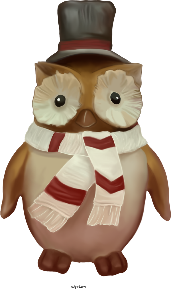 Free Animals Owl Animal Figure Stuffed Toy For Owl Clipart Transparent Background
