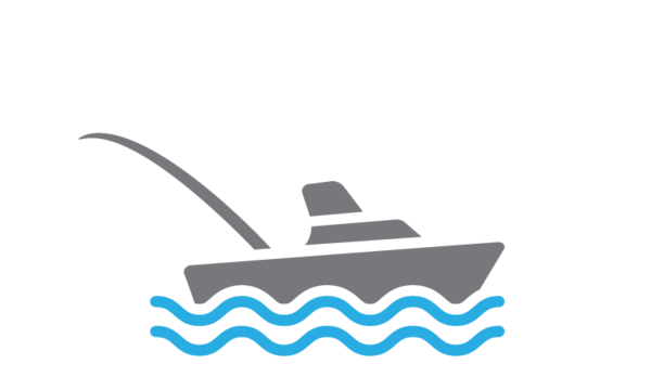 Transparent Boat Blue Text Symbol Clipart for Sports