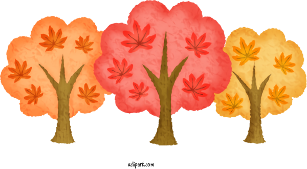 Transparent Nature Drawing こうだ歯科クリニック Season For Tree for Nature