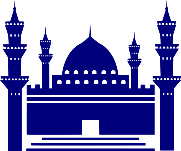 Transparent Islam Landmark Line Place Of Worship Clipart for Religion