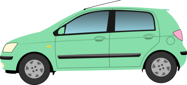 Transparent Family Vehicle Car Transport Clipart for People