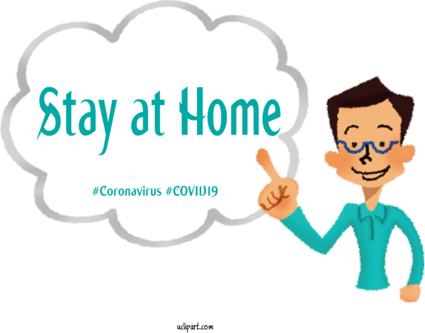 Transparent Medical Stay At Home Order Transparency Logo For Coronavirus for Medical