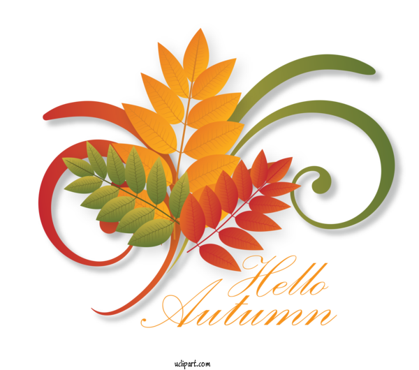Transparent Nature Leaf Autumn Vector For Autumn for Nature