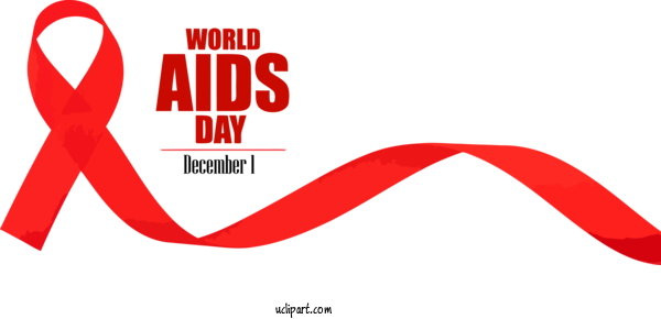 Transparent Holidays World Padel Tour Logo Red For World Aids Day for Holidays