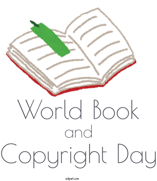 Free Holidays Eagle Acupuncture For World Book And Copyright Day Clipart Transparent Background