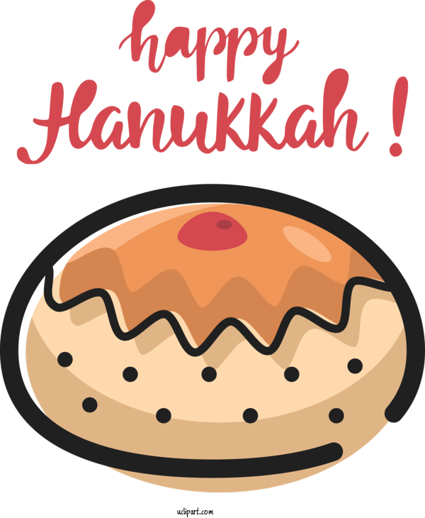 Free Holidays Cartoon Commodity Meter For Hanukkah Clipart Transparent Background