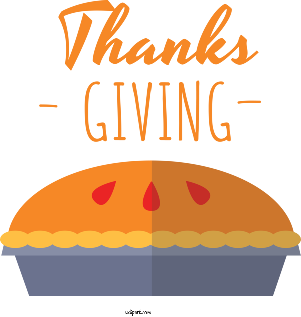 Free Holidays Fast Food Line Meter For Thanksgiving Clipart Transparent Background